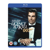 Licence To Kill (UK-import) (BLU-RAY)