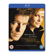 Thomas Crown Affair (UK-import) (BLU-RAY)