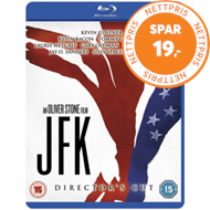 Produktbilde for Jfk (UK-import) (BLU-RAY)