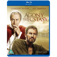 Produktbilde for The Agony And The Ecstasy (UK-import) (BLU-RAY)
