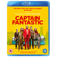 Produktbilde for Captain Fantastic (UK-import) (BLU-RAY)