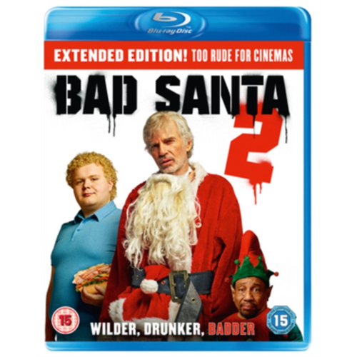 Bad Santa 2 (UK-import) (BLU-RAY)