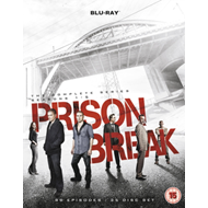 Produktbilde for Prison Break: The Complete Series - Seasons 1-5 (UK-import) (BLU-RAY)