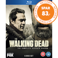 Produktbilde for The Walking Dead: The Complete Seventh Season (UK-import) (BLU-RAY)