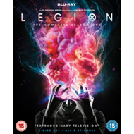 Legion: The Complete Season One (UK-import) (BLU-RAY)