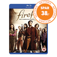 Produktbilde for Firefly: The Complete Series (UK-import) (BLU-RAY)