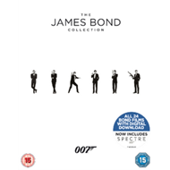 Produktbilde for The James Bond Collection (UK-import) (BLU-RAY)