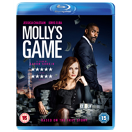 Molly's Game (UK-import) (BLU-RAY)