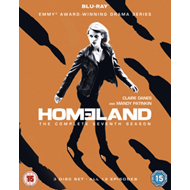 Produktbilde for Homeland: The Complete Seventh Season (UK-import) (BLU-RAY)