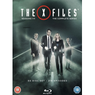 X Files: The Complete Series (UK-import) (BLU-RAY)