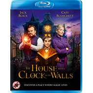 Produktbilde for The House With A Clock In Its Walls (UK-import) (BLU-RAY)