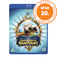 Produktbilde for Chitty Chitty Bang Bang (UK-import) (BLU-RAY)