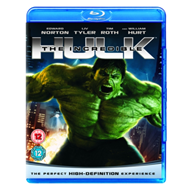 Produktbilde for The Incredible Hulk (UK-import) (BLU-RAY)