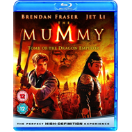 Mummy: Tomb Of The Dragon Emperor (UK-import) (BLU-RAY)