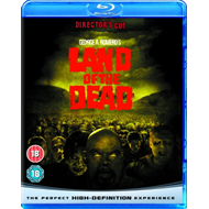 Produktbilde for Land Of The Dead (UK-import) (BLU-RAY)