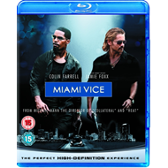 Miami Vice (UK-import) (BLU-RAY)
