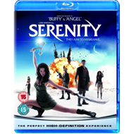 Serenity (UK-import) (BLU-RAY)