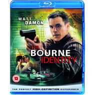 Produktbilde for The Bourne Identity (UK-import) (BLU-RAY)