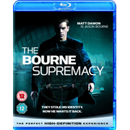Produktbilde for The Bourne Supremacy (UK-import) (BLU-RAY)