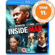 Inside Man (UK-import) (BLU-RAY)
