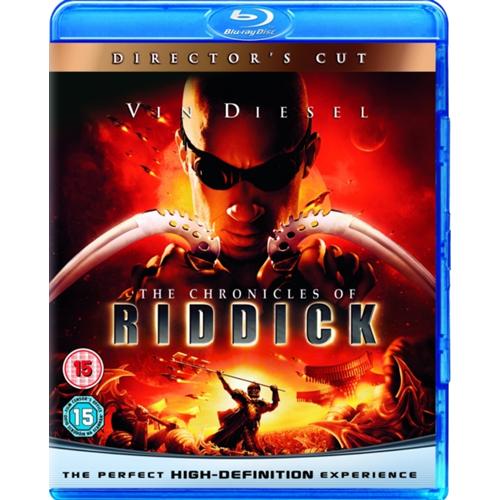 The Chronicles Of Riddick (UK-import) (BLU-RAY)