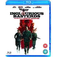 Produktbilde for Inglourious Basterds (UK-import) (BLU-RAY)