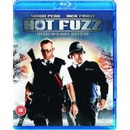 Produktbilde for Hot Fuzz (UK-import) (BLU-RAY)