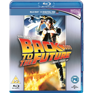 Produktbilde for Back To The Future (UK-import) (BLU-RAY)