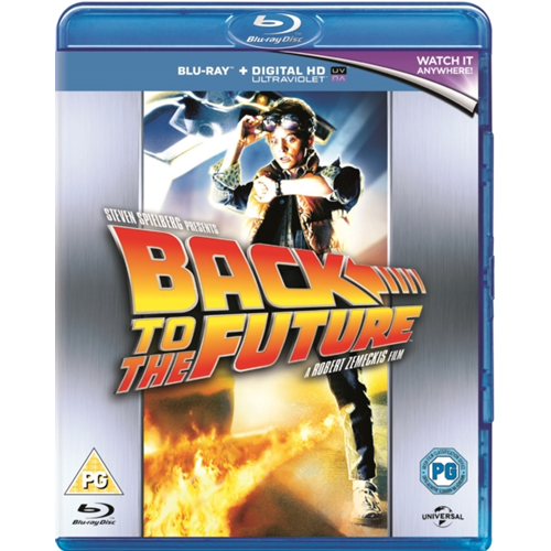 Back To The Future (UK-import) (BLU-RAY)