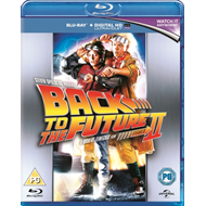 Produktbilde for Back To The Future: Part 2 (UK-import) (BLU-RAY)