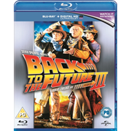 Produktbilde for Back To The Future: Part 3 (UK-import) (BLU-RAY)