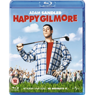 Produktbilde for Happy Gilmore (UK-import) (BLU-RAY)