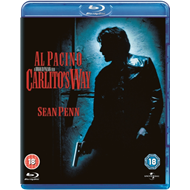 Produktbilde for Carlito's Way (UK-import) (BLU-RAY)