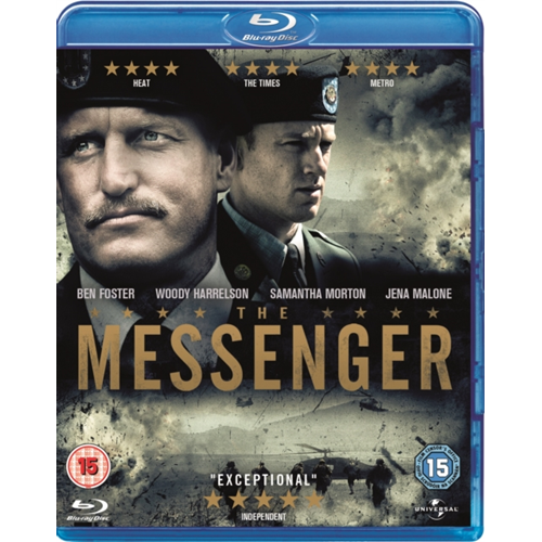 Messenger (UK-import) (BLU-RAY)