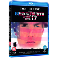 Born On The Fourth Of July (UK-import) (BLU-RAY)