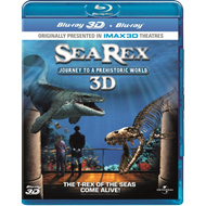 Sea Rex 3d - Journey To A Prehistoric World (UK-import) (BLU-RAY)