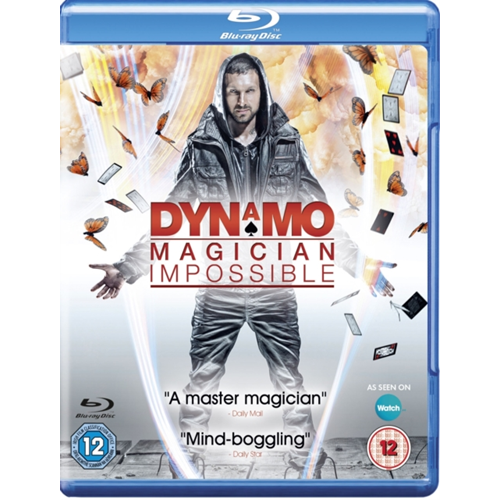 Dynamo - Magician Impossible: Series 1 (UK-import) (BLU-RAY)