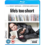 Life's Too Short: Series One (UK-import) (BLU-RAY)