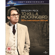 To Kill A Mockingbird (UK-import) (BLU-RAY)
