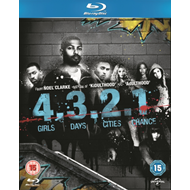 4.3.2.1 (UK-import) (BLU-RAY)