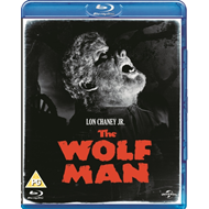 Wolf Man (UK-import) (BLU-RAY)