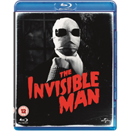 Invisible Man (UK-import) (BLU-RAY)