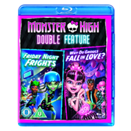 Monster High: Friday Night Frights/Why Do Ghouls Fall In Love? (UK-import) (BLU-RAY)