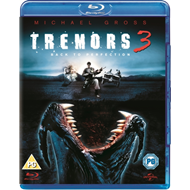 Tremors 3 - Back To Perfection (UK-import) (BLU-RAY)