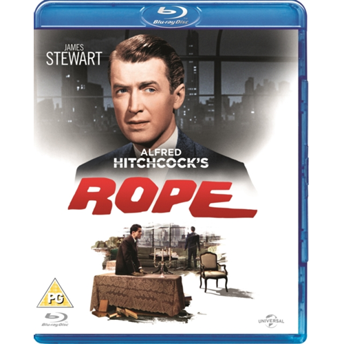 Rope (UK-import) (BLU-RAY)