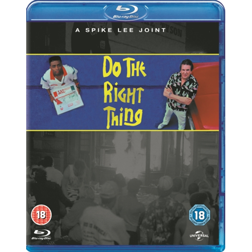 Do The Right Thing (UK-import) (BLU-RAY)