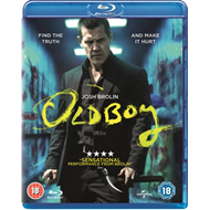 Oldboy (UK-import) (BLU-RAY)