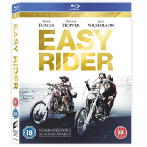 Easy Rider (UK-import) (BLU-RAY)