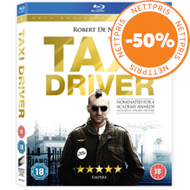 Produktbilde for Taxi Driver (UK-import) (BLU-RAY)