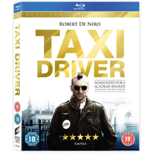 Taxi Driver (UK-import) (BLU-RAY)